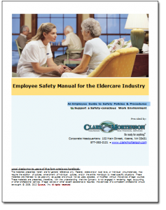 Employee Safety Manual for Eldercare