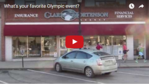 Clark Mortenson Olympic Video